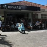 Dealer Peugeot Motocycles di Bali
