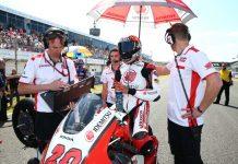 Moto2 Le Mans Perancis