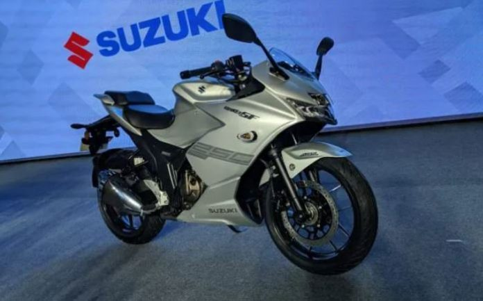 Suzuki Gixxer SF 250 resmi meluncur