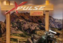 Hero Xpulse 200 Berdesain Dual Sport