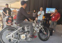 Builder Jepang Terkaget-kaget dengan Kelakuan Pengunjung Kontes