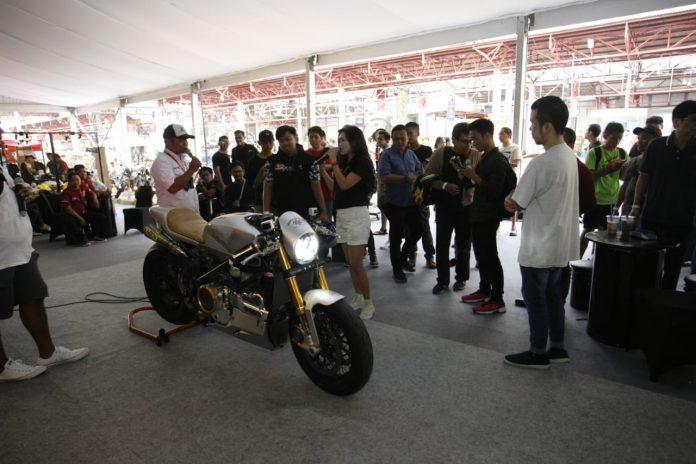Juara Nasional Custombike ICEC