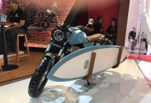 Honda CB150 Verza Deus Surfer Japan Style