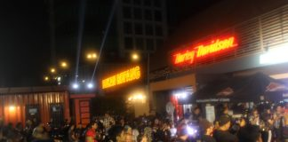 HOG Anak Elang Jakarta Chapter BBQ Night Ride