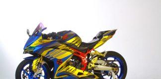 Honda CBR250RR Wolverine