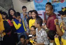 Lady Biker Indonesia Santuni Anak Yatim