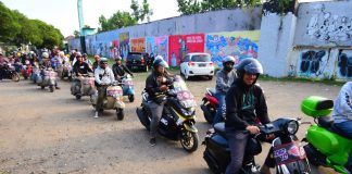 Indonesian Scooter Festival 2019 Yogyakarta