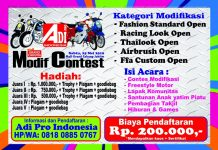 Mall Grand Cakung Modif Contest