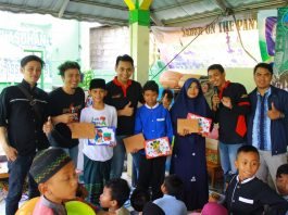 GSX Community Nusantara Chapter Tangerang Kota Berbagi di Bulan Ramadan
