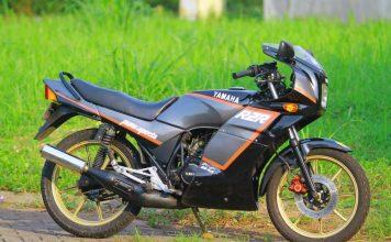 Restorasi Yamaha RZR 1997
