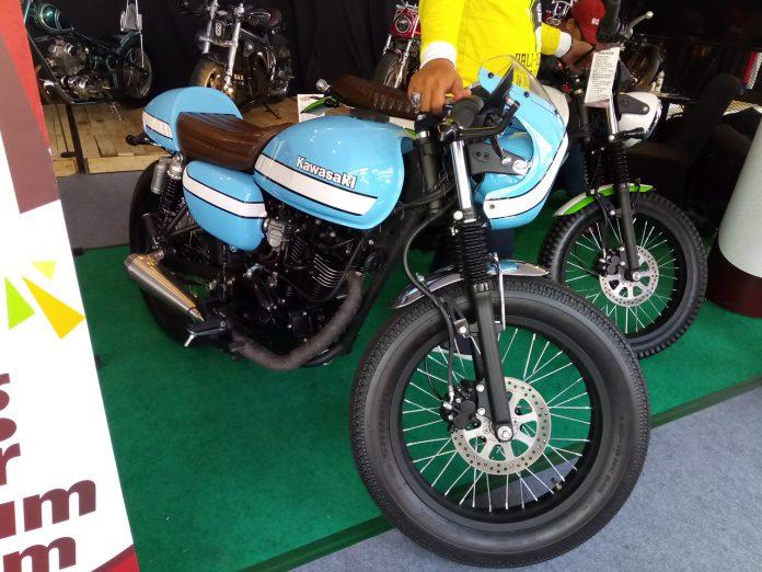 Paket Rp19Juta Modif Kawasaki W175