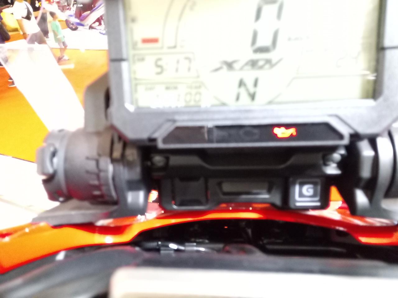Honda X-ADV Lebih Tangguh