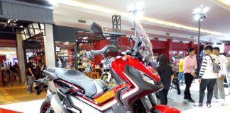 Dual Clutch Transmission Honda X-ADV