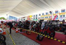 HMC 2019 Manado Mulai Bergeser