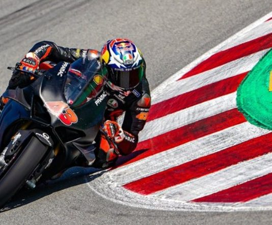 Miller Mengetes Ducati Panigale V4R WorldSBK
