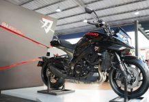 Suzuki Katana Dihadirkan di Jakarta Fair Kemayoran 2019