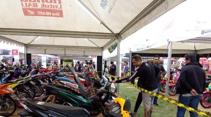 Pemenang Honda Modif Contest 2019 Denpasar