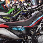 Launching Kawasaki KLX230 untuk Menjawab Tantangan