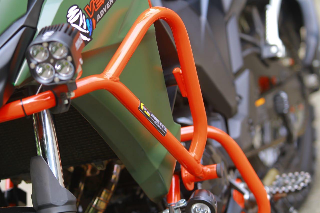Ubahan Kawasaki Versys 250 Kejar Dual Sport Ideal Di Dua Alam
