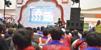 Asosiasi Honda Jakarta Berbagi di Honda Ramadan Fest 2019