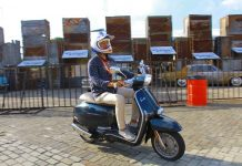 Test Ride Lambretta V125 Special