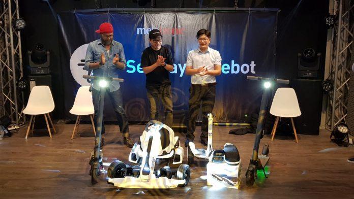 5 Produk Kendaraan Listrik Segway-Ninebot Eksentrik Dirilis Resmi Melotronic