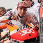 Kemenangan Honda ke-300 di MotoGP Le Mans