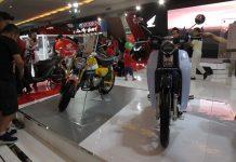 Honda Monkey Z125 dan Honda Super Cub C125
