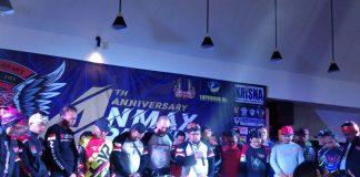 Nmax Riders Rayakan Ulang Tahun ke-4
