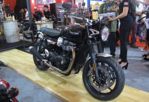 Spesifikasi Lengkap Triumph Speed Twin 1200