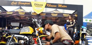 Tips Merawat Cat Bodi Motor