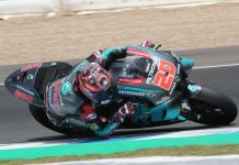Quartararo Terkencang di Tes Jerez