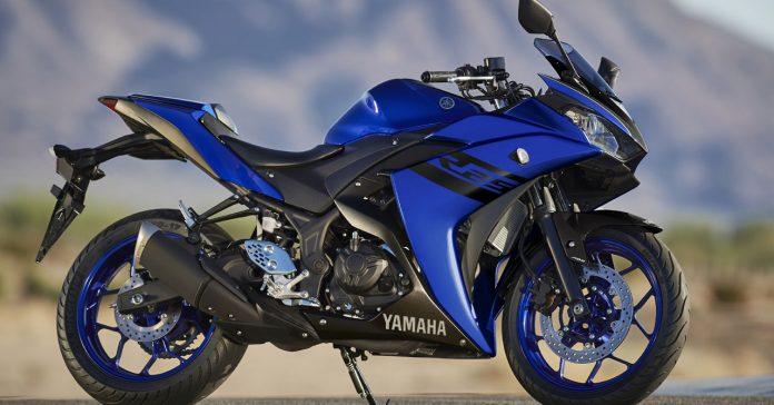recall terhadap Yamaha R25