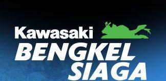 Bengkel Siaga Lebaran 2019 Kawasaki