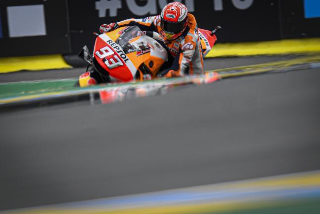 QTT MotoGP 2019 Perancis