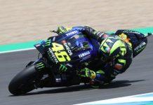 Rossi Hanya di Urutan ke-17 di Tes MotoGP 2019 Jerez