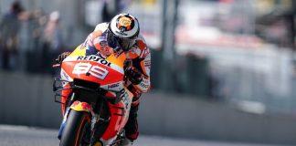 Marc Marquez menguasai Free Practice 1 MotoGP Italia