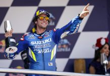 Podium Kedua di MotoGP 2019 Jerez