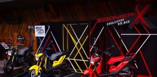 New Honda Zoomer-X, Skutik Eksentrik Sasar Anak Muda Pemuja Gaya