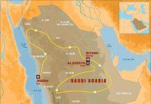 Rally Dakar 2020 Yang Akan Diselenggarakan di Arab Saudi