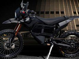 Zero MMX Jenis Motor Trail