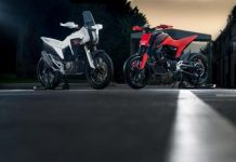 Honda CB125M dan CB125X Dipatenkan