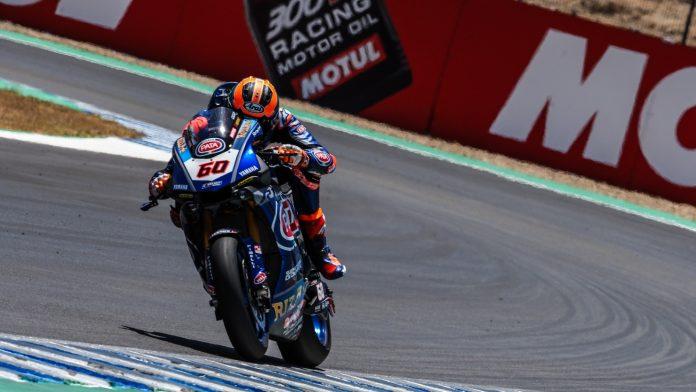 Race 2 WorldSBK 2019 Jerez