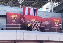 Race 2 ATC 2019 Sepang
