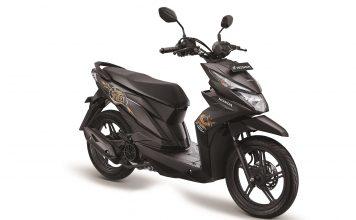 Honda BeAT Street eSP tampil lebih ekspresif