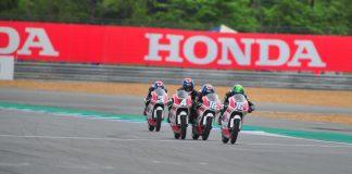 Podium ke-3 Race 1 TTC 2019