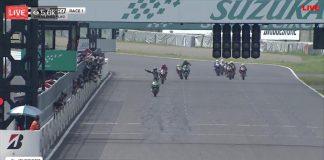 Trio Indonesia di Podium AP250 ARRC Suzuka 2019 Race 1