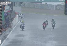 Aldy Satya Juara Race 2 UB150 ARRC Suzuka 2019