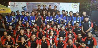 Halal Bihalal Suzuki Satria F150 Club Indonesia