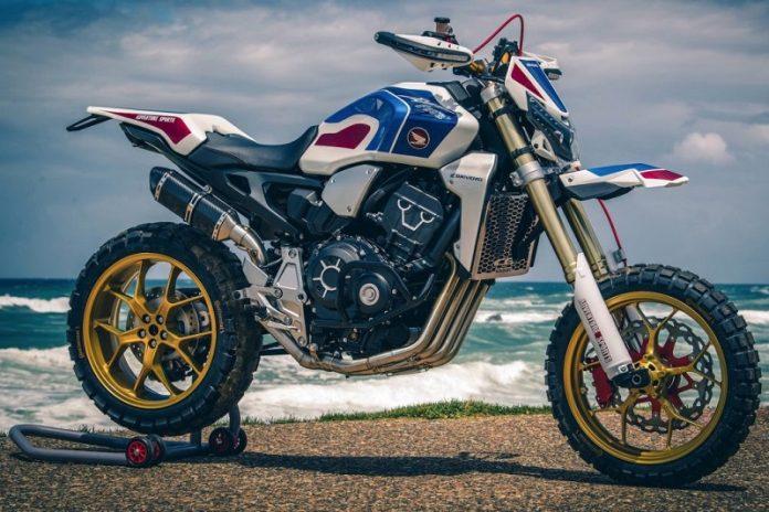 12 modifikasi Honda CB1000R